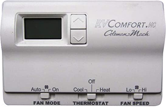 Coleman 83303362 Thermostat - Programmable Household Thermostats -  Amazon.com  Amazon.com