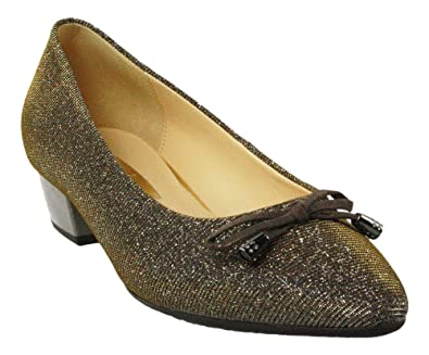 Gabor eleganter Pumps 75.137.68 bronze JvoeKAOjH