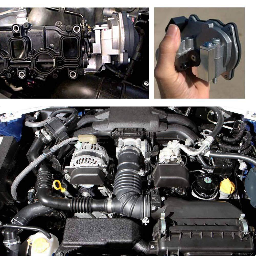 CODIRATO Kit de r/éparation de Collecteur dAdmission P2015 Supprime Code D/éfaut Support de R/éparation Seat 2.0 TDI CR en Alliage dAluminium 03L129711E pour VW Audi Skoda