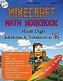 The Unofficial Minecraft Math Workbook Addition