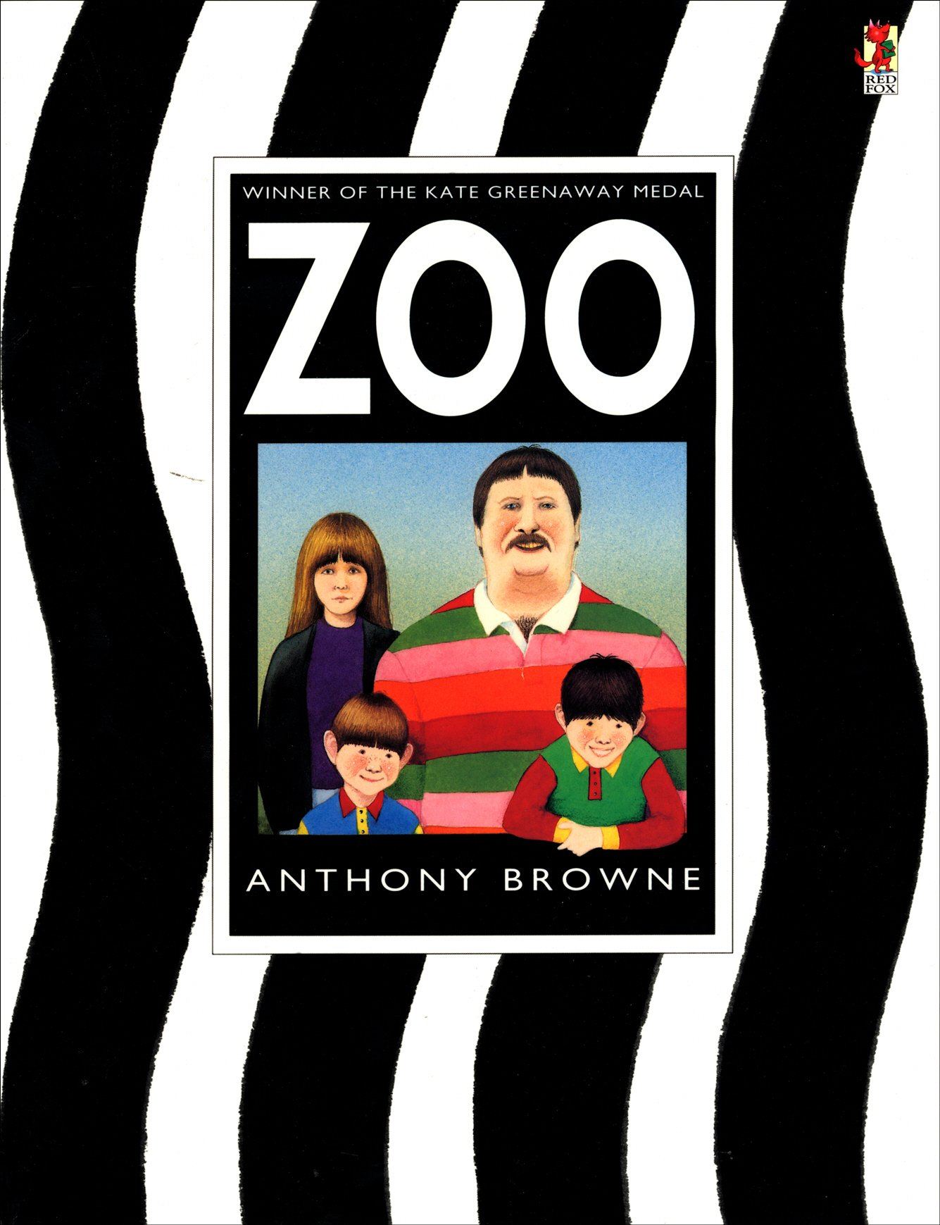 Image result for zoo anthony browne