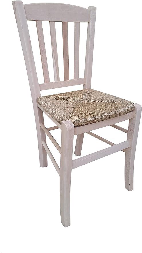 chaises en bois brut prêtes à peindre