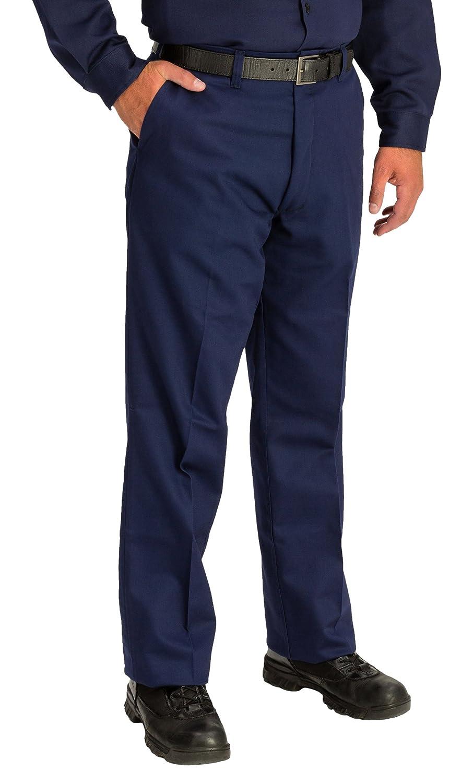 9.0 oz Navy Blue 30 Waist Size 30 Waist Size TOPPS SAFETY PA26-3905-30 INDURA Pants