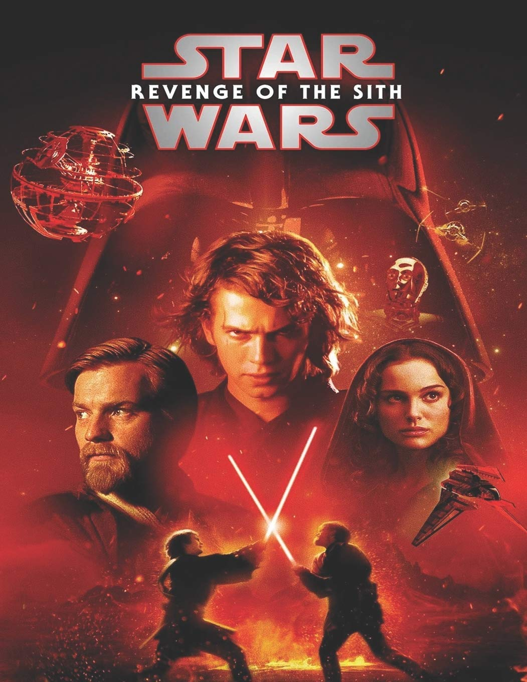 Star Wars Revenge Of The Sith Movie Script Amazon Co Uk Diaz Lll Antonio 9798633931723 Books