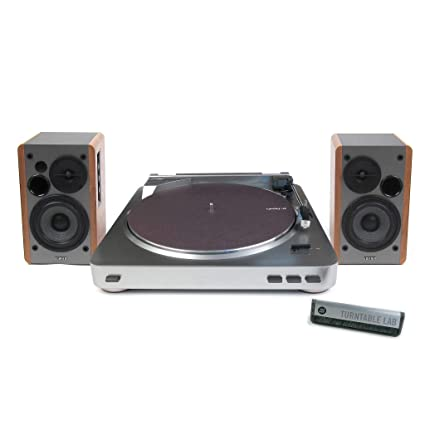 Amazon.com: Audio-Technica: AT-LP60 Turntable + Edifer ...
