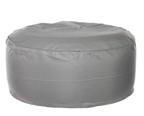 Outdoor cuscino per sedia sgabello pouf grigio max kg