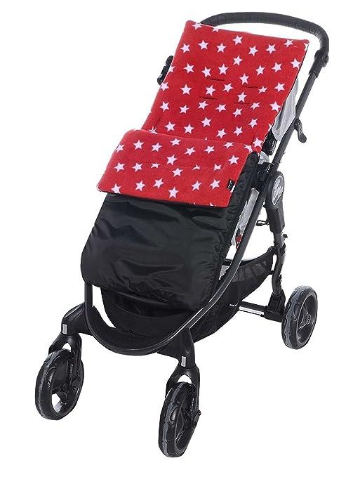 Forro polar saco/Cosy Toes Buggy carrito bebé diseño de ...