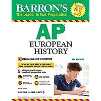 Barron's AP European History with Online Tests (Barron's Test Prep)