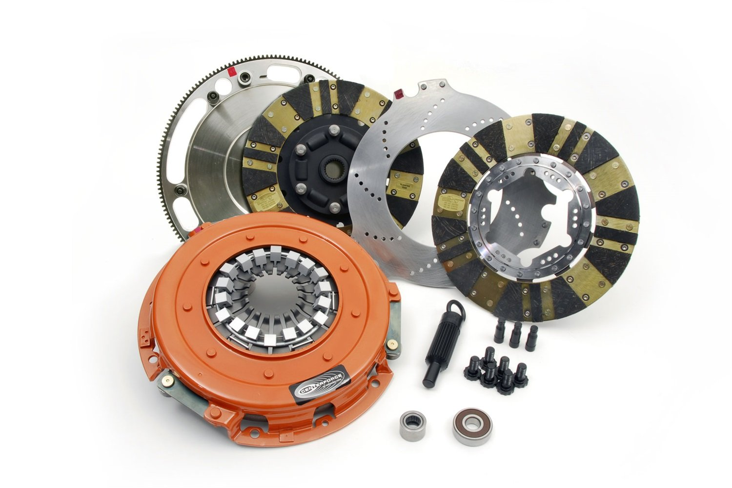 Centerforce 04614869 DYAD Drive System Twin Disc Clutch by Centerforce (Image #1)