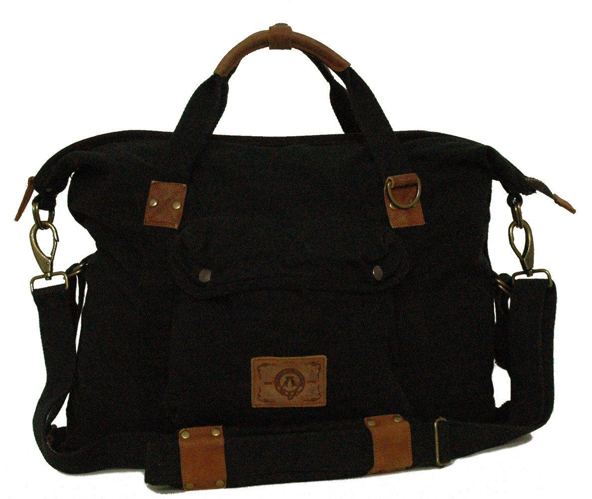 Traveller Collection, Weekender, Rhino Concertina Shoulder Bag by KakaduTraders Australia