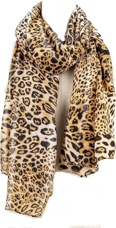 VISATER Women's Leopard...
