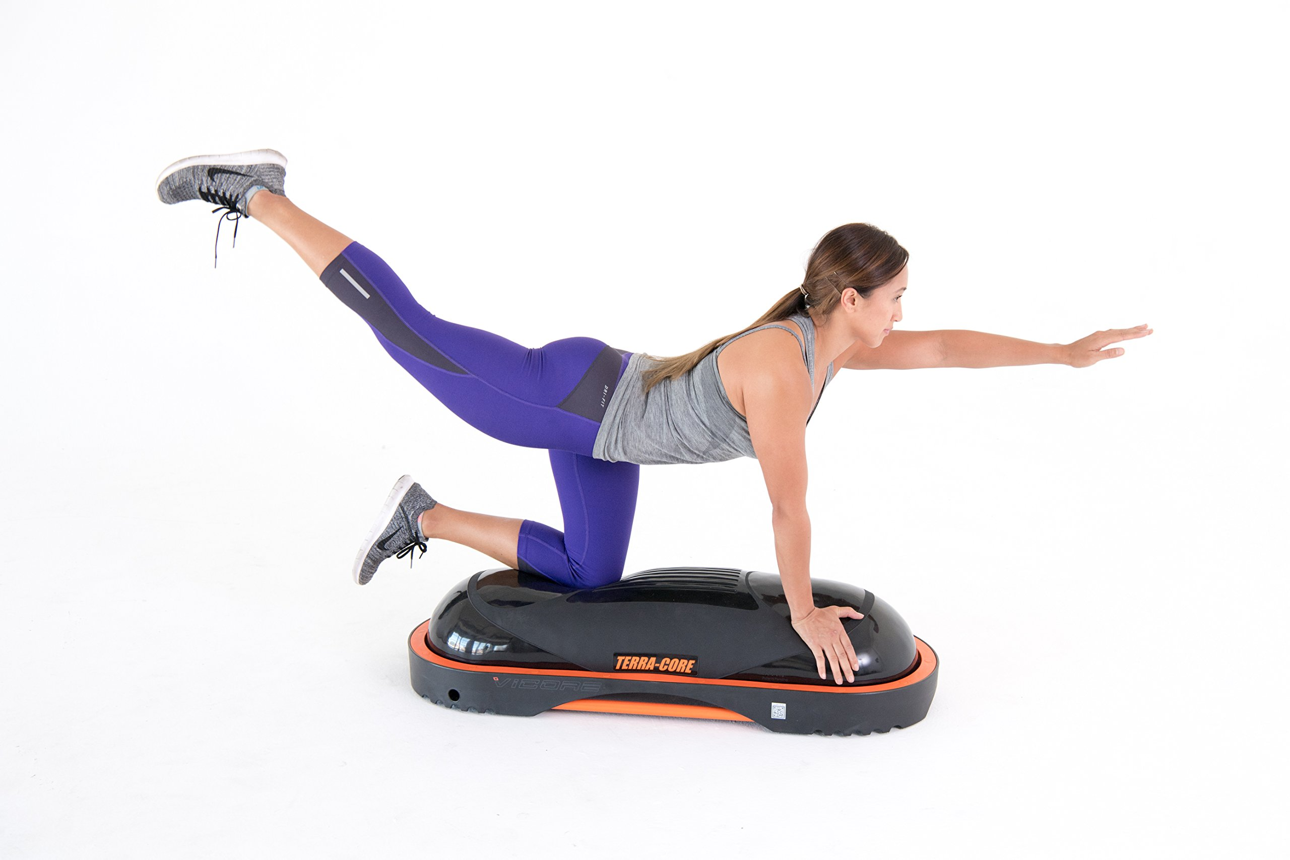 Terra Core Balance Trainer, Stability, Agility, Strength, Functional Fitness, Core Exercises, Abs Workout, Pushups, Weight Bench. by Vicore Fitness (Image #4)