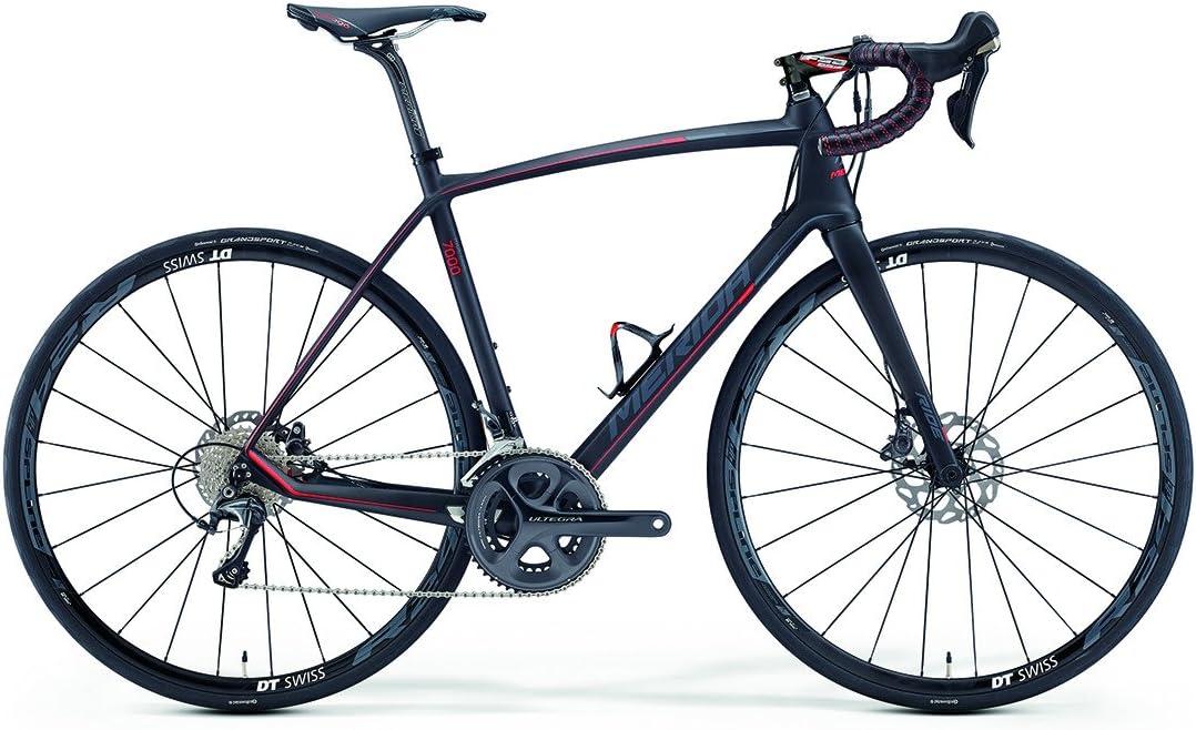 Merida Ride 7000 Disc 28 pulgadas bicicleta negro (2016), tamaño ...