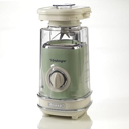 Ariete 568/04 Batidora de Vaso Vintage, 500 W, 1 Litro, 2 Velocidades, Verde: Amazon.es: Hogar