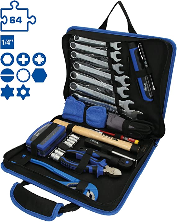 """BT022905 Brilliant Tools 1//2/"""" Adapter auf 3//8/"""""""