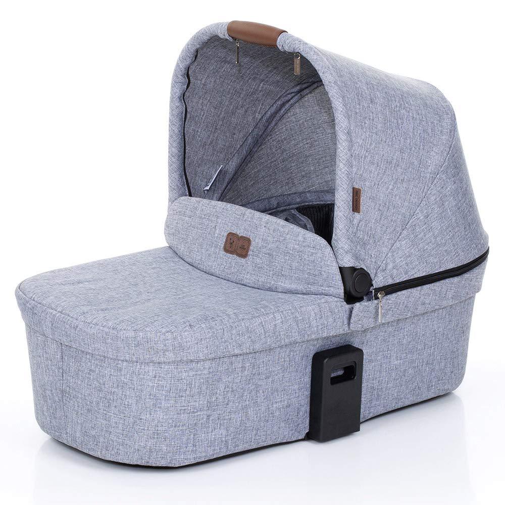 ABC Design 2019 Tragewanne - Zoom graphite grey