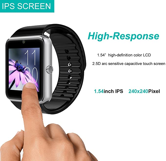 YAMAY® Universal Bluetooth SmartWatch U11 Reloj Inteligente ...