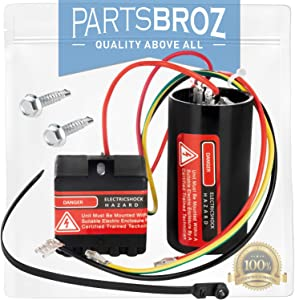 CSR-U1 Hard Start Device for 1- to 3-Ton AC Units by PartsBroz