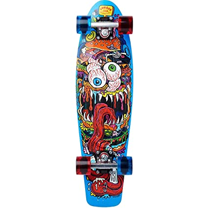 amazon com penny skateboards burger monster 27 cruiser complete