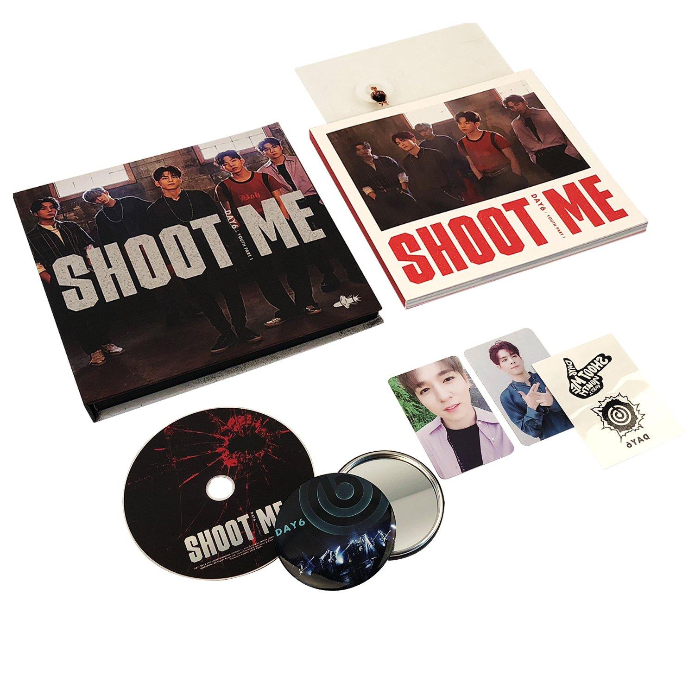 JYP Entertainment - SHOOT ME : YOUTH PART 1 [ Bullet Ver