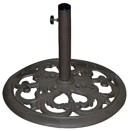 Amazon Com Tropishade 30 Pound Bronze Powder Coated Cast Iron