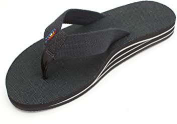 2b39c0a31325 Rainbow Sandals Men s Double Layer Arch Hemp