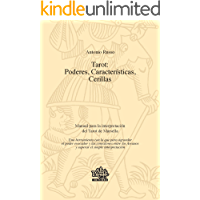 Tarot: Poderes, Características, Cerillas: Manual para la interpretación del Tarot de Marsella