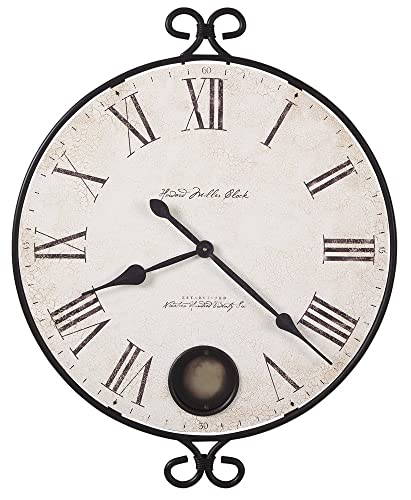 Howard Miller Magdalen 26 1 4 Wide Wall Clock