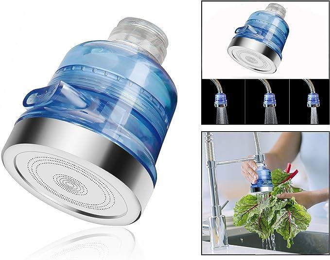 OFKPO Filtro Grifo, Clean Water Tap Filter Eco-Grifo de Cocina: Amazon.es: Electrónica