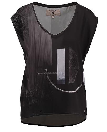 Garcia – Camisas – Manga corta – para mujer