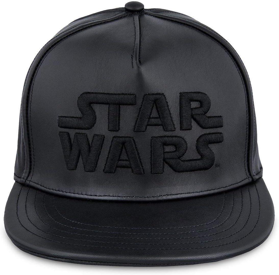 Disney Star Wars Dark Side Leather Baseball Cap Limited Edition Release
