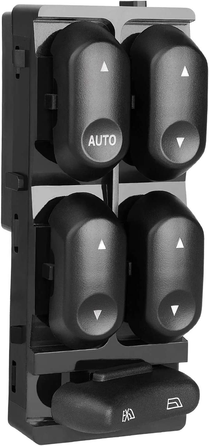 Master Power Window Door Switch for 2000-2007 Ford Taurus NEW ...
