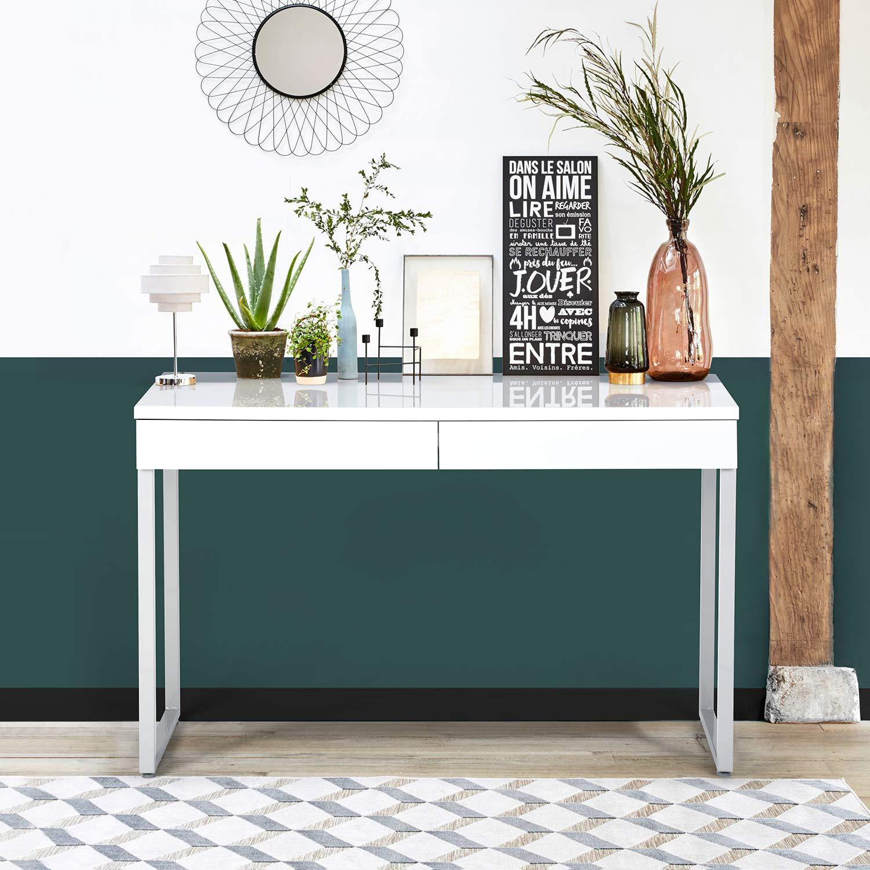 Amazon.com: GreenForest mesa consola de 47