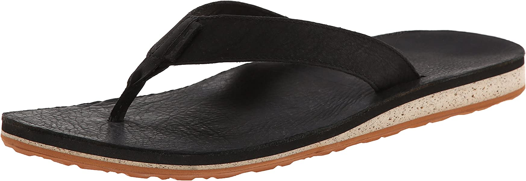 e32d9ee5f44da5 Teva Men s Classic Premium Leather Flip-Flop