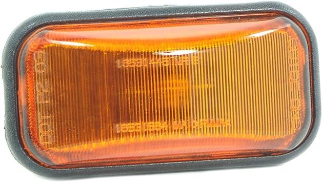 Hummer GM OEM 03-09 H2 Marker Lamps Rear Lamps Roof Lamp