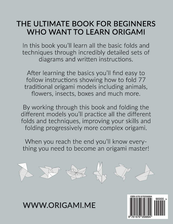 Awesome Everyone Can Learn Origami Peter Saydak Brenda Saydak Wiring 101 Capemaxxcnl