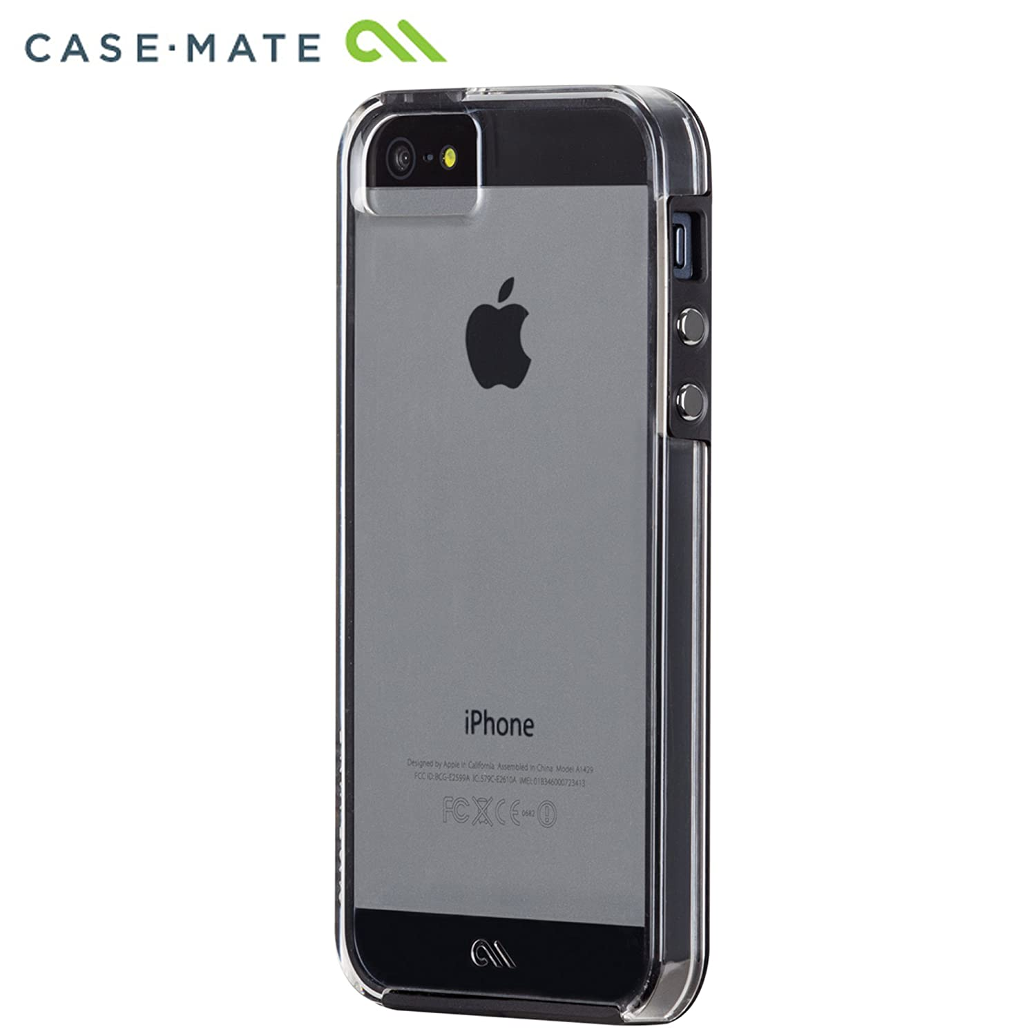 Medical research and corporate technology case mate iphone 4 case - Amazon Com Case Mate Naked Tough Case For Iphone 5 5s Retail Packaging Clear Black Bumper Cell Phones Accessories