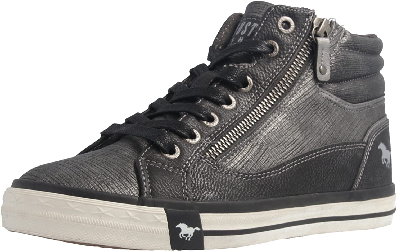 Large High Top Sneaker Big Shoes