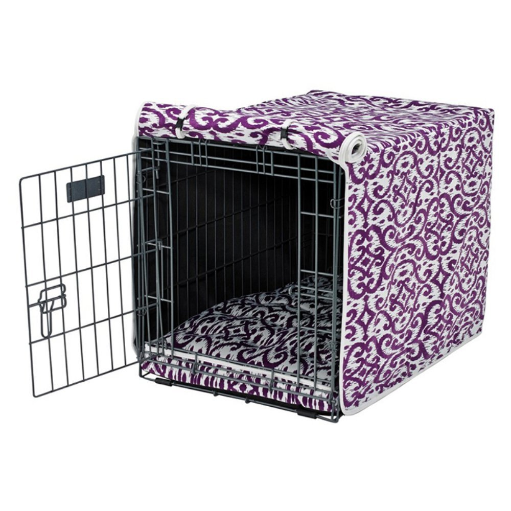 Lux Crate Cover - Purple Rain (X Large: 42 x 28 x 30 in.)