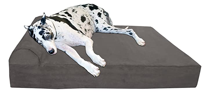 Big Barker 7 inches Orthopedic Dog Bed - Best for a Giant Dog​