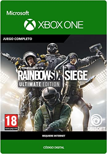 Tom Clancys Rainbow Six Siege Year 5 Ultimate Edition | Xbox One ...
