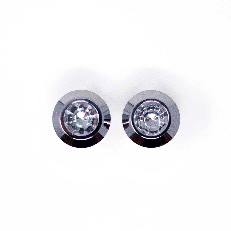 Custom Accessories 93320 Diamond License Frame Fastener