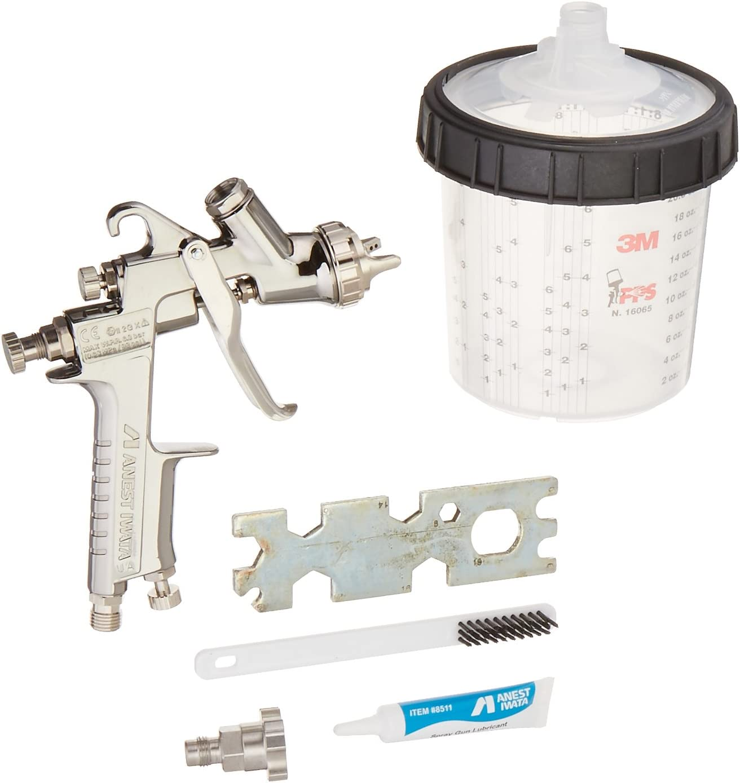 Iwata IWA3945 Sealer Gun No Cup, 1.4 mm , 1 Pack