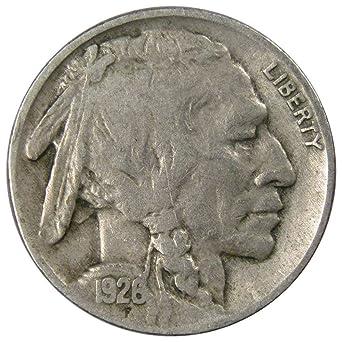 1926 Buffalo Nickel VG-Very Good at Amazon's Collectible Coins Store