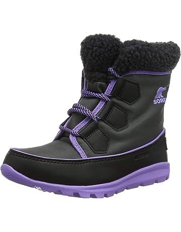 d82cc708c9de8 Sorel Kids' Youth Whitney Carnival Snow Boot
