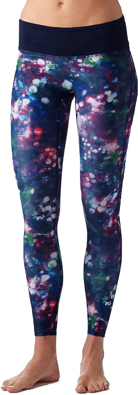 PRISMSPORT Womens Yoga Leggings Twilight Small 4-6