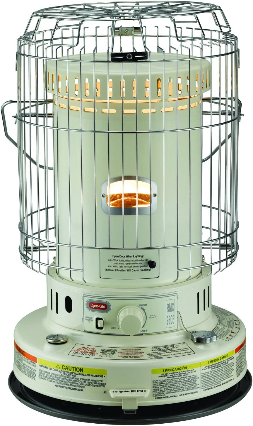 Dyna-Glo Indoor Kerosene Convection Heater