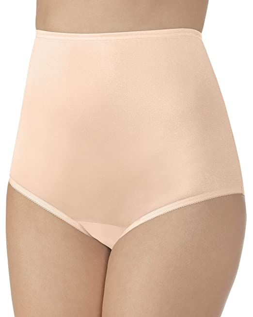 2681876e7341 Vanity Fair Women's Perfectly Yours Ravissant Tailored Nylon Brief Panty  15712