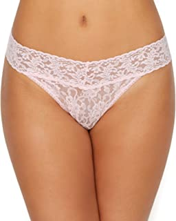 product image for hanky panky Women's Signature Lace Original Rise Thong 5-Pack