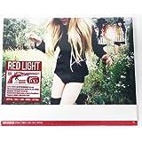 エフエックス f(x) - Red Light (Vol. 3) [Sleepy Cat Version Type A] CD + Photo Booklet + Photocard + Sticker + Folded Poster [KPOP MARKET特典: 追加特典フォトカードセット] [韓国盤]